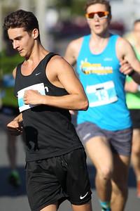Joel Stacey - 2016 ASICS Bolt (Noosa 5k Bolt Run) - Super Saturday at the Noosa Triathlon Multi Sport Festival, Noosa Heads, Sunshine Coast, Queensland, Australia. Saturday 29 October 2016. - Camera 1