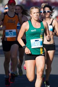 Kira Hedgeland - 2016 ASICS Bolt (Noosa 5k Bolt Run) - Super Saturday at the Noosa Triathlon Multi Sport Festival, Noosa Heads, Sunshine Coast, Queensland, Australia. Saturday 29 October 2016. - Camera 1