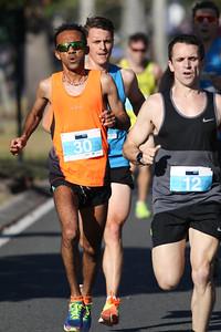 Wayne Spies - 2016 ASICS Bolt (Noosa 5k Bolt Run) - Super Saturday at the Noosa Triathlon Multi Sport Festival, Noosa Heads, Sunshine Coast, Queensland, Australia. Saturday 29 October 2016. - Camera 1