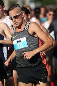 Ryan Gregson - 2016 ASICS Bolt (Noosa 5k Bolt Run) - Super Saturday at the Noosa Triathlon Multi Sport Festival, Noosa Heads, Sunshine Coast, Queensland, Australia. Saturday 29 October 2016. - Camera 1