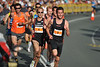 Bobby Curtis (3) & Ben St Lawrence (4) - Noosa 5k Bolt, Noosa Multi Sport Festival, Noosa Heads, Sunshine Coast, Queensland, Australia; 30 October 2010.