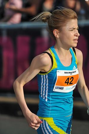 Lara Tamsett - Noosa 5k Bolt, Noosa Multi Sport Festival, Noosa Heads, Sunshine Coast, Queensland, Australia; 30 October 2010.
