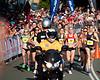 Women's Winner: Susan KUIJKEN - 2011 Men's & Women's Asics 5k Bolt (Run) - Super Saturday at the Noosa Triathlon Multi Sport Festival, Noosa Heads, Sunshine Coast, Queensland, Australia; 29 October 2011.