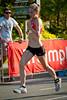Women's 5th place: Georgina Clarke - 2011 Men's & Women's Asics 5k Bolt (Run) - Super Saturday at the Noosa Triathlon Multi Sport Festival, Noosa Heads, Sunshine Coast, Queensland, Australia; 29 October 2011.