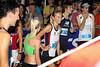 Clare Geraghty & Emma Jackson on the start line - 2012 ASICS Twilight 5km Run; Mooloolaba, Sunshine Coast, Queensland, Australia; 23 March 2012. Photos by Des Thureson - disci.smugmug.com.