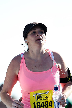 """16484 - 2012 Sunday Mail Suncorp Bridge to Brisbane Fun Run; Sir Leo Hielscher Bridge (Gateway Bridge) to RNA Showgrounds. Camera 2. Photos by Des Thureson:  <a href=""""http://disci.smugmug.com"""">http://disci.smugmug.com</a>. - The images in this gallery have not been edited / cropped. If you order a print, these images will be edited / corrected / cropped before being printed. (If you wish to purchase a download, you can either:  1. Purchase the image 'as is', or 2. Email me and ask me to edit the image prior to your purchase.) Des."""