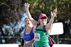 "2012 Sunday Mail Suncorp Bridge to Brisbane Fun Run; Sir Leo Hielscher Bridge (Gateway Bridge) to RNA Showgrounds. Camera 1. Photos by Des Thureson:  <a href=""http://disci.smugmug.com"">http://disci.smugmug.com</a>."