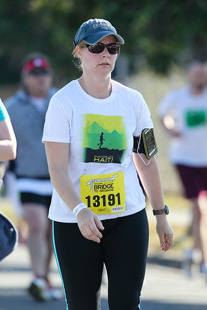 """13191 - 2012 Sunday Mail Suncorp Bridge to Brisbane Fun Run; Sir Leo Hielscher Bridge (Gateway Bridge) to RNA Showgrounds. Camera 2. Photos by Des Thureson:  <a href=""""http://disci.smugmug.com"""">http://disci.smugmug.com</a>. - The images in this gallery have not been edited / cropped. If you order a print, these images will be edited / corrected / cropped before being printed. (If you wish to purchase a download, you can either:  1. Purchase the image 'as is', or 2. Email me and ask me to edit the image prior to your purchase.) Des."""