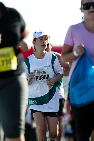 """23889 - 2012 Sunday Mail Suncorp Bridge to Brisbane Fun Run; Sir Leo Hielscher Bridge (Gateway Bridge) to RNA Showgrounds. Camera 2. Photos by Des Thureson:  <a href=""""http://disci.smugmug.com"""">http://disci.smugmug.com</a>. - The images in this gallery have not been edited / cropped. If you order a print, these images will be edited / corrected / cropped before being printed. (If you wish to purchase a download, you can either:  1. Purchase the image 'as is', or 2. Email me and ask me to edit the image prior to your purchase.) Des."""