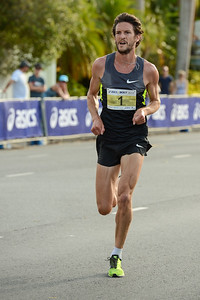 Collis Birmingham - 2012 ASICS Bolt 5km Run (Asics 5k Bolt) - Men & Women; Mooloolaba, Sunshine Coast, Queensland, Australia; 03 November 2012. Photos by Des Thureson