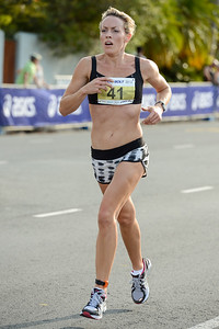 Heather McLeod - 2012 ASICS Bolt 5km Run (Asics 5k Bolt) - Men & Women; Mooloolaba, Sunshine Coast, Queensland, Australia; 03 November 2012. Photos by Des Thureson