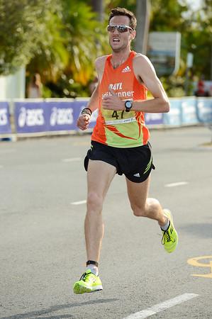 Grant Page - 2012 ASICS Bolt 5km Run (Asics 5k Bolt) - Men & Women; Mooloolaba, Sunshine Coast, Queensland, Australia; 03 November 2012. Photos by Des Thureson