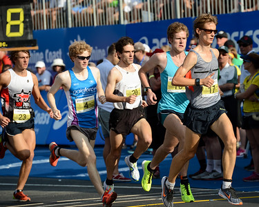 2012 ASICS Bolt 5km Run (Asics 5k Bolt) - Men & Women; Mooloolaba, Sunshine Coast, Queensland, Australia; 03 November 2012. Photos by Des Thureson