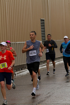 Runners in Fitness Festival 1/2 Marathon, La Crosse, Wisconsin