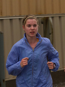 Runners in Fitness Festival 1/2 Marathon, La Crosse, Wisconsin