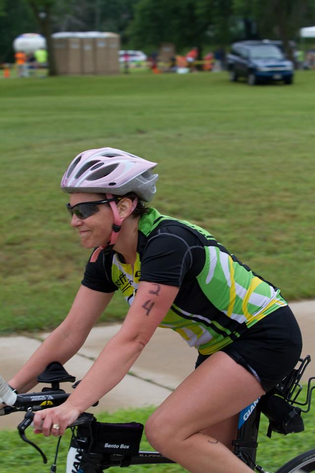 La Crosse County, West Salem Got Energy Triathalon, Swim, Bike, Run