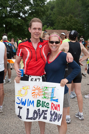 La Crosse County, West Salem Got Energy Triathalon, Swim, Bike, Run