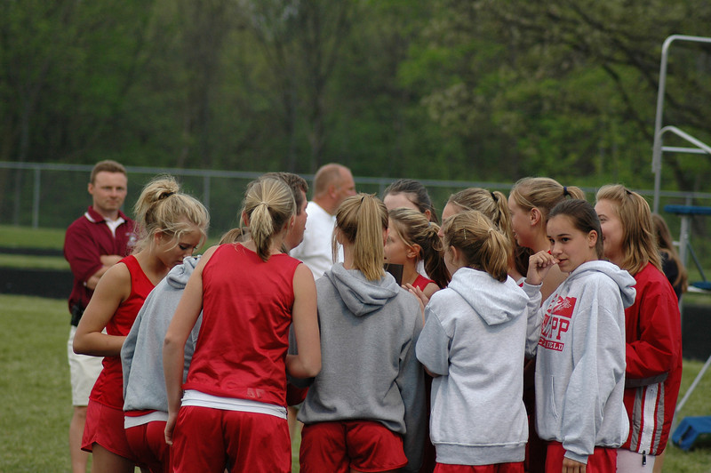 May 4, 2007<br /> TSC 2007 Track and Field<br /> Middle School