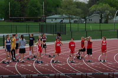 2008 WCJC Track and Field