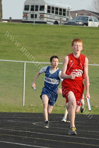 2011 Track and Field Middle School