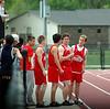 May 5, 2008<br /> WCJC Running Prelims<br /> Track Meet<br /> event held at - Lafayette Jeff High School, John B Scheumann Stadium
