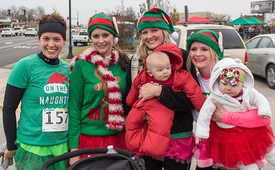 Running of the Elves 5K 2016