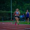 200 M dames met  Elise Mehuys (AC Lyra) op kop