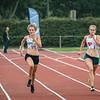 Winst voor Eva De Laet (VABCO), 2° Moran Swinnen (AC Lyra) & 3° Annelies Hanssens (ACHL)