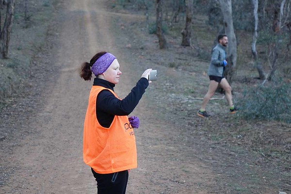 2 June 2018 Mt Ainslie parkrun