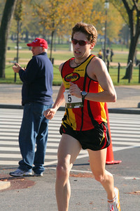 C. Fred Joslyn (Rochester NY) 2nd Place (2:23:54)