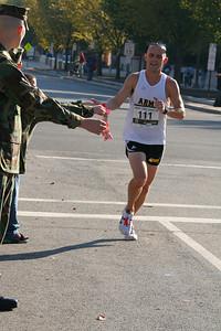 Shawn Dodge (Kapolei HI) 42nd Place (2:41:54)