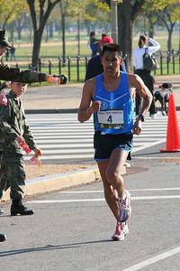 Ruben Garcia (Mexico) 21st Place (2:23:21)