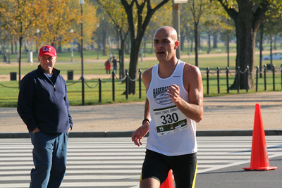 Jaron Hawkins (Frostburg MD) 4th Place (2:25:19)