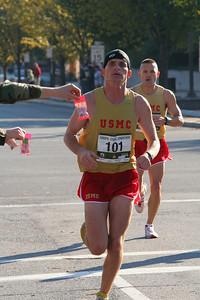 101 Thomas Kunish (APO AP) 12th Place (2:30:12) 100 Rick Jennings (Monterey CA) 33rd Place (2:38:19)