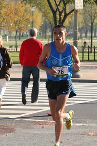 Jose Miranda (Mexico) 6th Place (2:26:48)