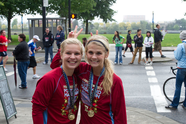 2011 Portland Marathon