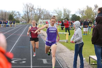 800 Meters - Varsity - Finals 1.Alisha Heelan2:33.22Garden County 2.Kaitlyn Berner2:34.10Leyton
