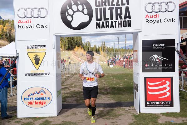 2014 Grizzly Ultra Marathon & Relay