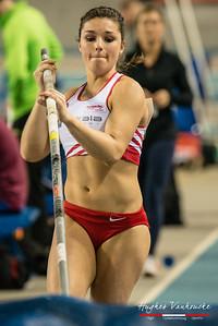 Belgisch Kampioenschap Indoor Atletiek 2016 @ BLOSO Topsporthal - Gent - België