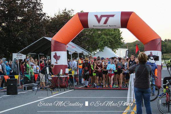 2016-10-09 Hokie Half Marathon