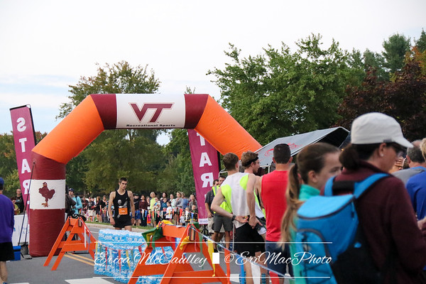 2017-09-16 Hokie Half Marathon