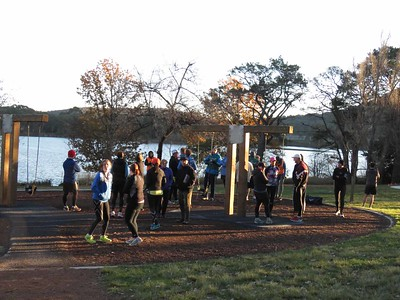 25 June 16 Burley Griffin parkrun