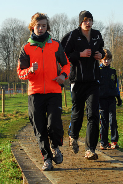 FLAC Ieper Juniores Yngwie Vanhoucke & Lars Oosterlinck