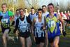 Start juniores & masters heren met plaatselijke atleten Filiep Vandekerkhove & Killian Woets