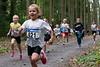 Amaya in de reeks 7-9 jarigen - 5de Kermisloop - Elverdinge - West-Vlaanderen - België