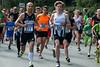 Goede start van Yngwie Vanhoucke - 5de Kermisloop - Elverdinge - West-Vlaanderen - België