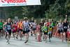 Start van de jogging - 5de Kermisloop - Elverdinge - West-Vlaanderen - België