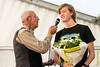 Interview met de welbekende West-Vlaamse speaker - 5de Kermisloop - Elverdinge - West-Vlaanderen - België