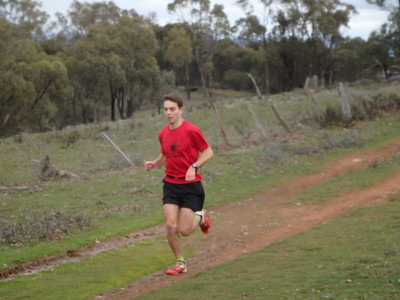 7 Aug 2016 C Harding Bush Marathon