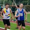Winst voor Maarten Verbiest op de 800 M in 1'54'85